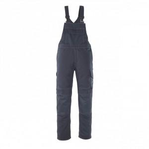 Полугащеризон  с джобове за наколенки тъмно син, размери 76С46 - 90С62