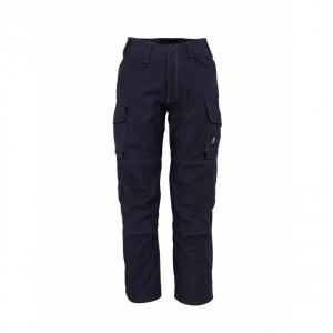 Панталон  с бедрени джобове тъмно син, размери 76С46 - 90С62