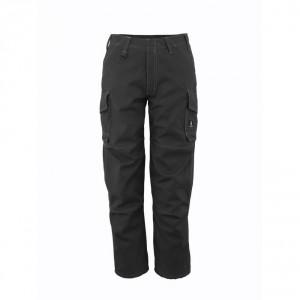 Панталон с бедрени джобове тъмен антрацит , размери 76С46 - 90С62