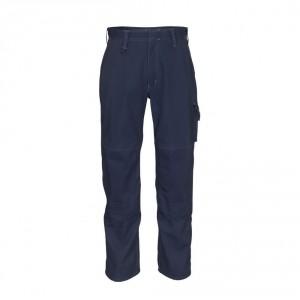 Панталон MASCOT® Pittsburgh с джобове за наколенки тъмно син, размери 76С46 - 90С62