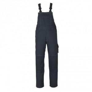 Полугащеризон  с джобове за наколенки MASCOT® Newark тъмно син, размери 76С46 - 90С62