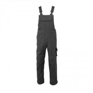 Полугащеризон  с джобове за наколенки MASCOT® Newark тъмен антрацит , размери 76С46 - 90С62