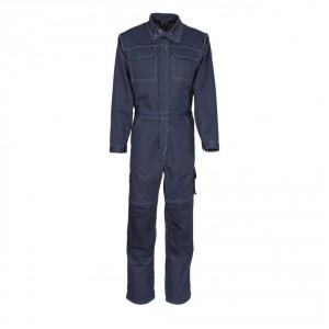 Гащеризон с джобове за наколенки MASCOT® Akron тъмно син, размери XS-4XL