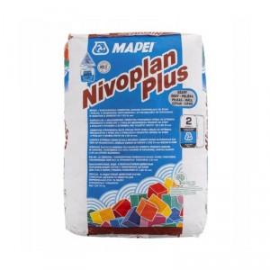 Изравняващ разтвор на циментова основа Nivoplan Plus , 25 кг.