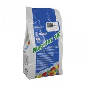 Еднокомпонентен антикорозионен циментов разтвор Mapefer 1K , 5 кг.