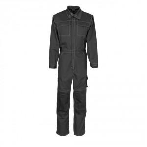 Гащеризон с джобове за наколенки MASCOT® Danville черен , размери XS-4XL