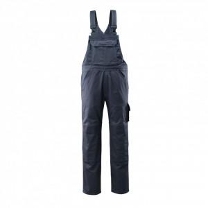 Полугащеризон  с джобове за наколенки MASCOT® Lowell тъмно син, размери 76С46 - 90С62