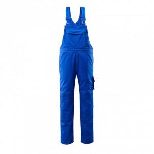 Полугащеризон  с джобове за наколенки MASCOT® Lowell кралско син , размери 76С46 - 90С62