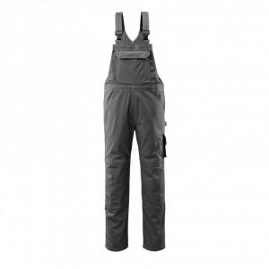Полугащеризон  с джобове за наколенки MASCOT® Lowell тъмен антрацит , размери 76С46 - 90С62