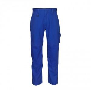 Панталон с джобове за наколенки MASCOT® Biloxi кралско син , размери 76С46 - 90С62
