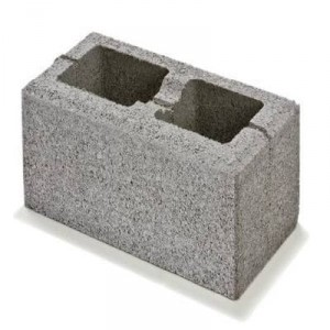 Блокче основно Rivago сив , 40 / 20 / 16 см.